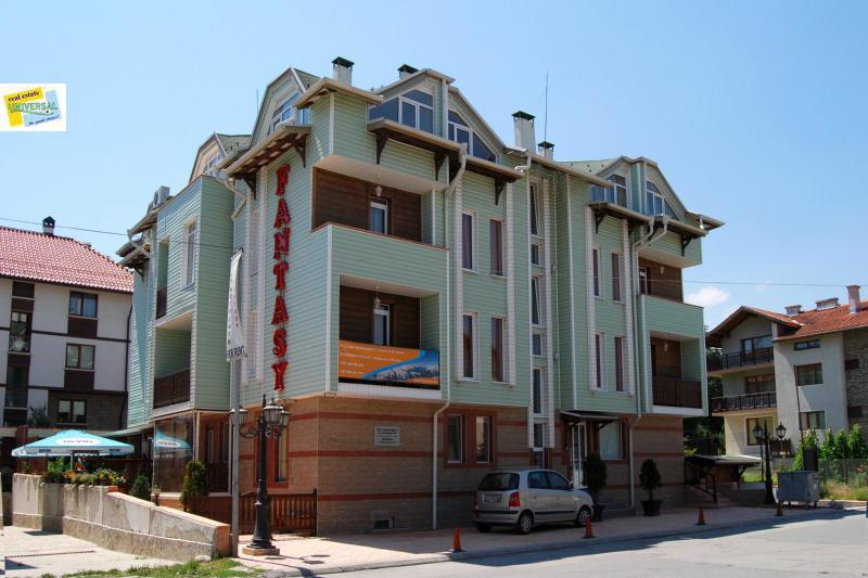 1-BEDROOM APARTMENT FOR SALE