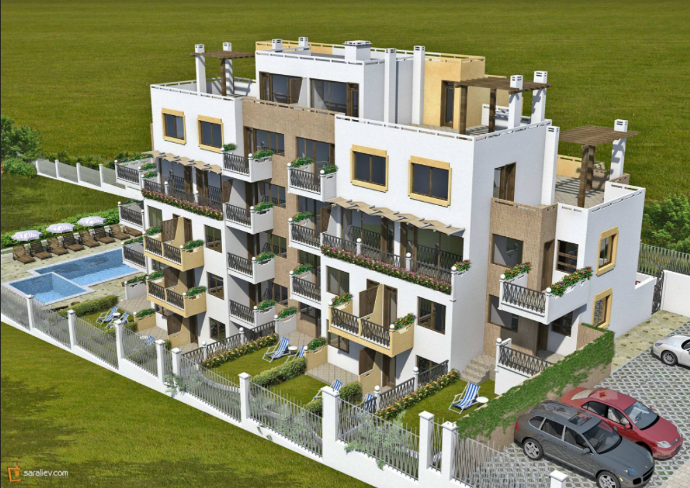 """PROPERTY FOR SALE WITH APPROVED PROJECT """"MALAGA SOL"""""""